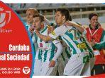 Prediksi Pertandingan Copa Del Rey: Cordoba vs Real Sociedad