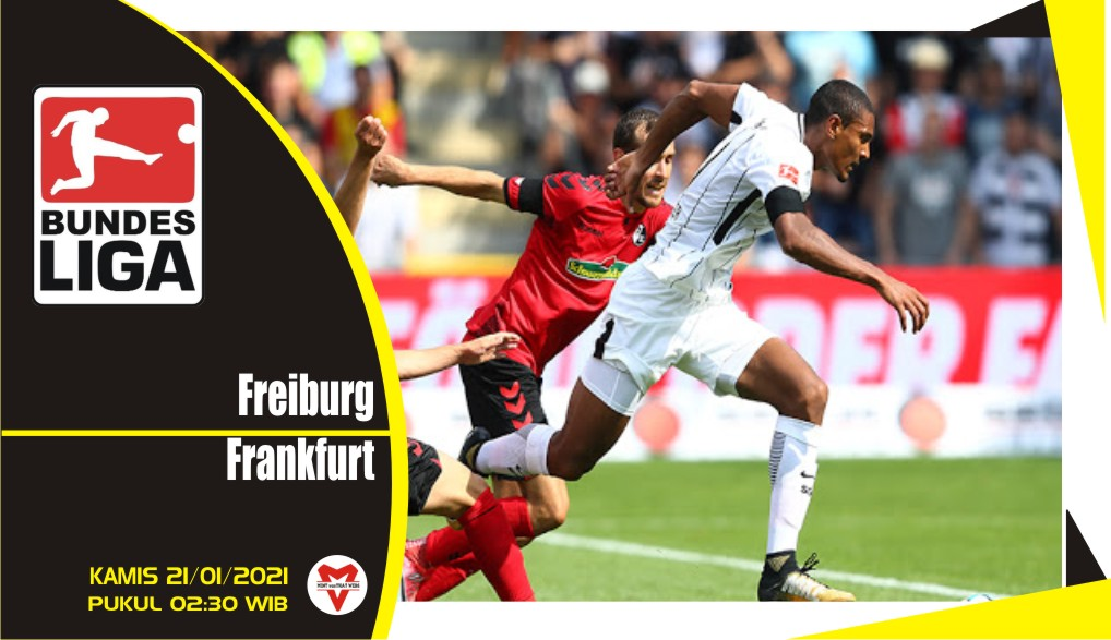Prediksi Pertandingan Liga Jerman: Freiburg vs Eintracht Frankfurt