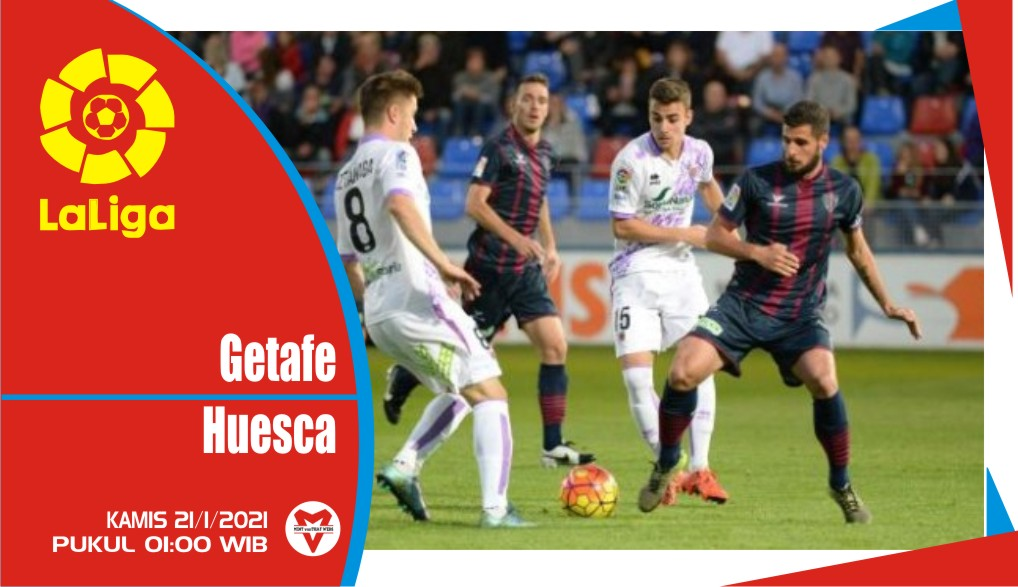 Prediksi Pertandingan Liga Spanyol: Getafe vs Huesca