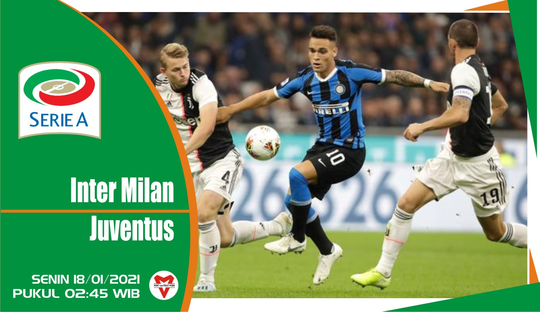 Prediksi Pertandingan Liga Italia: Inter Milan vs Juventus