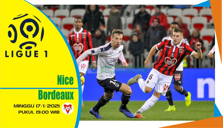 Prediksi Pertandingan Liga Prancis: Nice vs Bordeaux